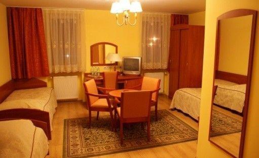 zdjęcie pokoju, Centrum Hotelowo - Konferencyjne Wald Spa & Wellness, Warszawa