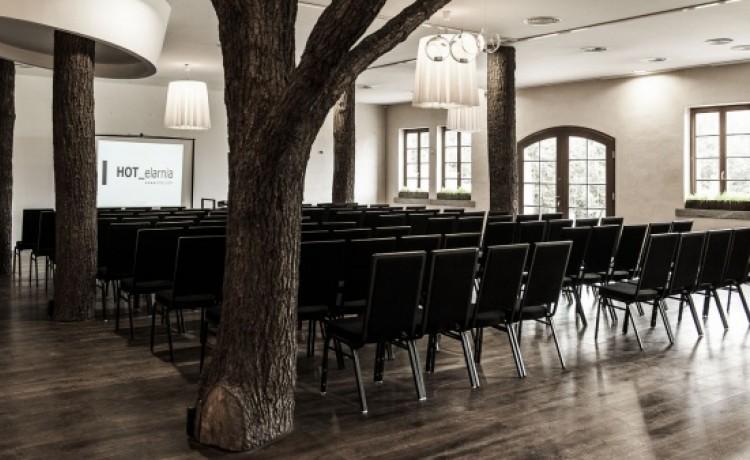 zdjęcie sali konferencyjnej, HOT_elarnia**** HOTEL & SPA, Poznań