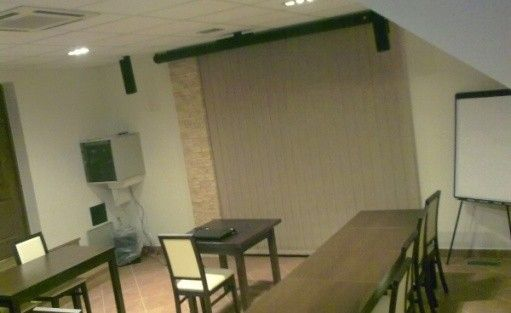 zdjęcie sali konferencyjnej, Willa Pod Basztą, Kazimierz Dolny