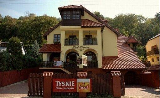 zdjęcie obiektu, Willa Pod Basztą, Kazimierz Dolny