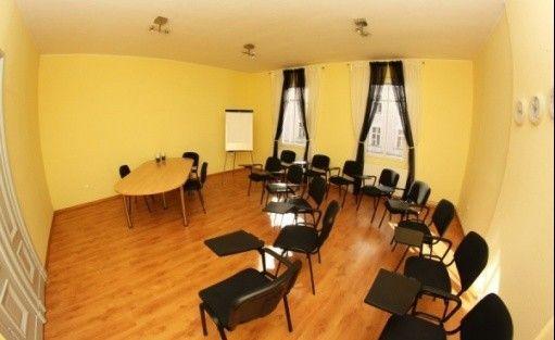 zdjęcie sali konferencyjnej, Sale CBT, Poznań