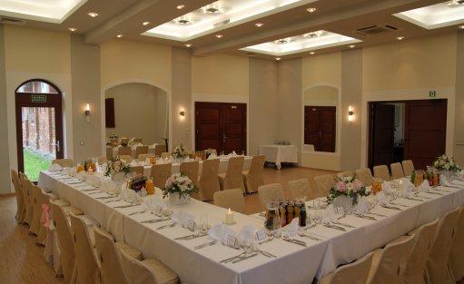 Obiekt konferencyjny Dwór Kombornia Hotel & SPA**** / 21