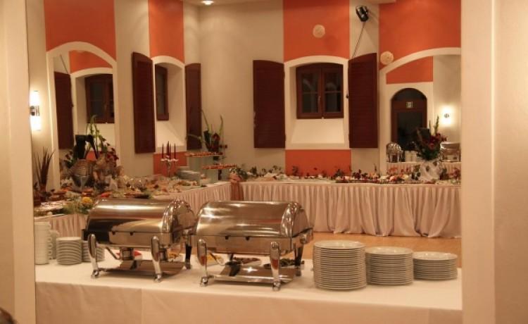 zdjęcie sali konferencyjnej, Dwór Kombornia Hotel & SPA****, Korczyna