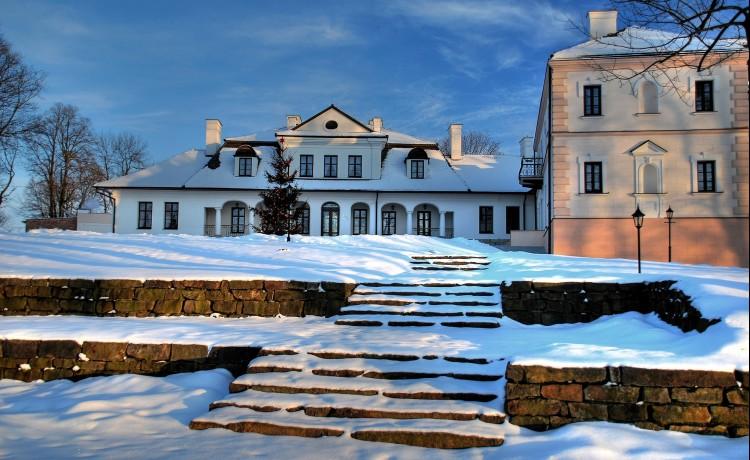 Obiekt konferencyjny Dwór Kombornia Hotel & SPA**** / 1
