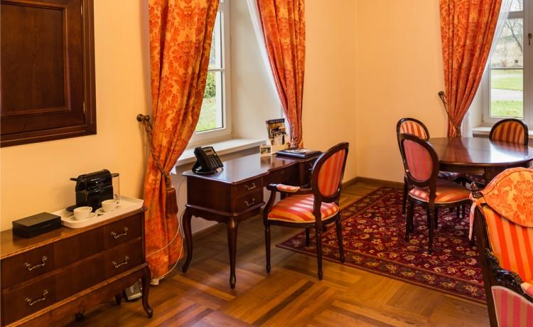 Apartament w Dworze Kombornia Hotel&SPA****