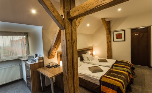 Pokój Classic w Wine Garden Hotel***