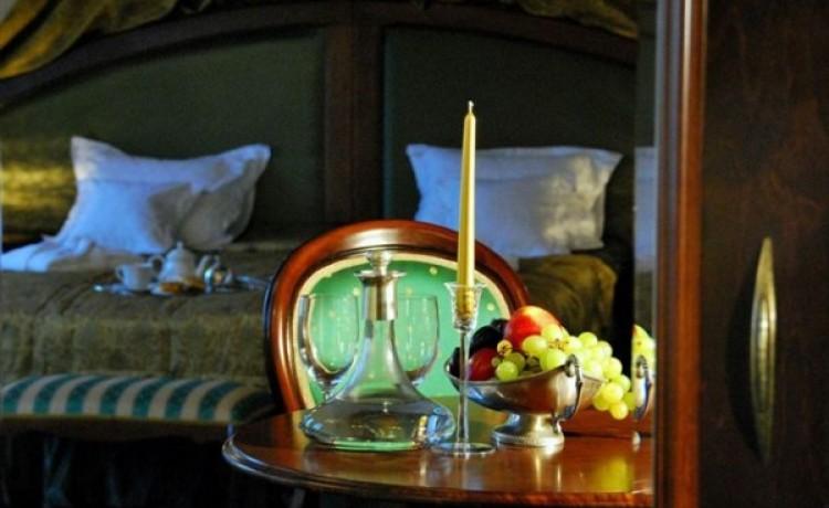 zdjęcie pokoju, Dwór Kombornia Hotel & SPA****, Korczyna