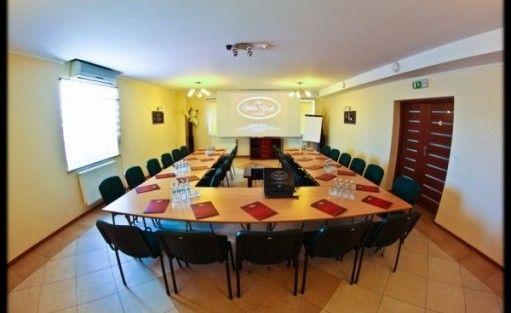 zdjęcie sali konferencyjnej, Sanatorium Medi & SPA Willa York, Ciechocinek