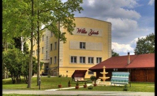 zdjęcie obiektu, Sanatorium Medi & SPA Willa York, Ciechocinek