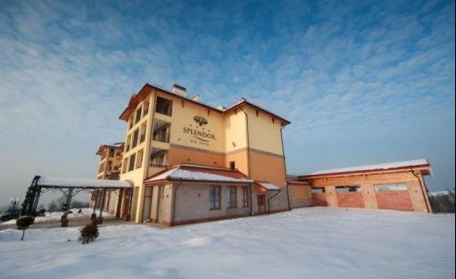 zdjęcie obiektu, SPA Hotel SPLENDOR, Lubenia