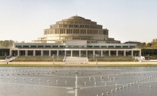 zdjęcie obiektu, Hala Stulecia Wrocławskie Centrum Kongresowe (WCK) , Wrocław