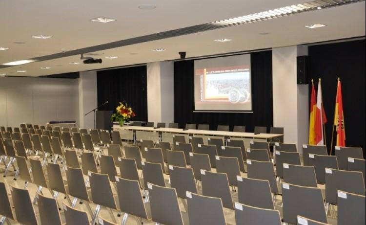 zdjęcie pokoju, Hala Stulecia Wrocławskie Centrum Kongresowe (WCK) , Wrocław