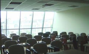 zdjęcie sali konferencyjnej, Kupiec Poznański S.A., Poznań
