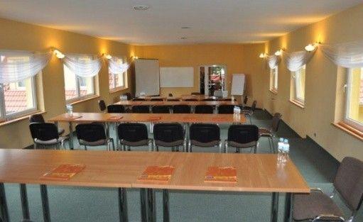 zdjęcie sali konferencyjnej, Hotel Tanzanit, Jesionka