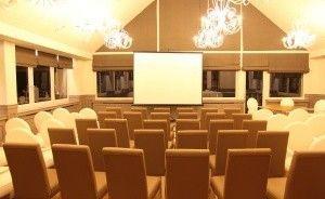 zdjęcie sali konferencyjnej, Mazuriana - sala konferencyjna, Szczytno