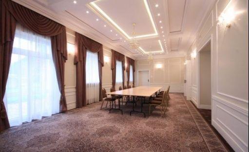zdjęcie sali konferencyjnej, Pałac Zegrzyński, Zegrze