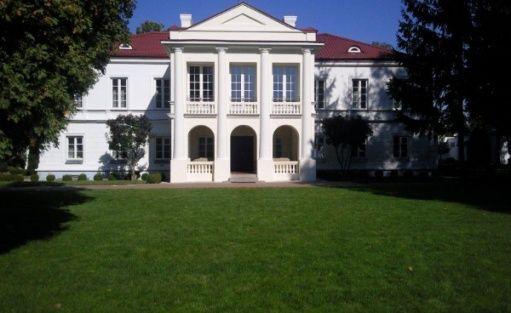 zdjęcie obiektu, Pałac Zegrzyński, Zegrze