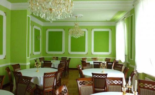 zdjęcie sali konferencyjnej, Pałac Drzeczkowo, Osieczna