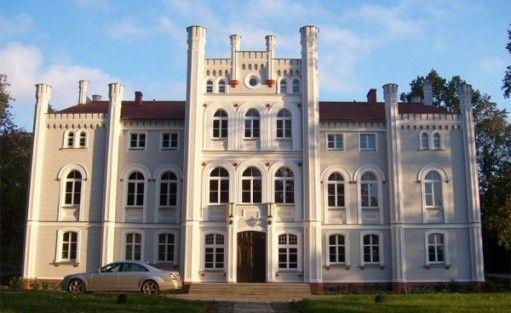 zdjęcie obiektu, Pałac Drzeczkowo, Osieczna