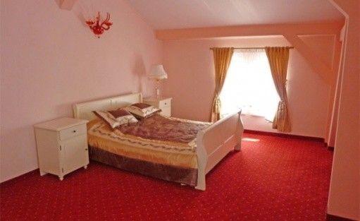 zdjęcie pokoju, Pałac Drzeczkowo, Osieczna