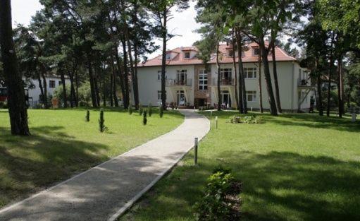 zdjęcie obiektu, Apartamenty za Regą, Mrzeżyno