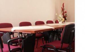 zdjęcie sali konferencyjnej, Willa Anna, Goczałkowice-Zdrój