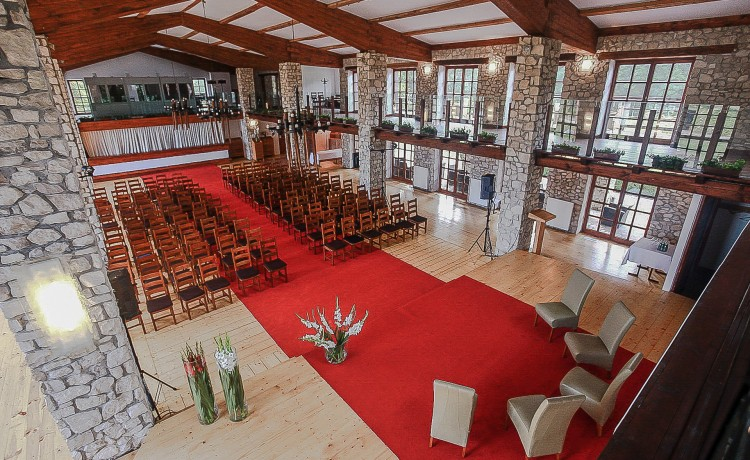 Hotel *** Dwór w Tomaszowicach - Krakowskie Centrum Konferencyjne  / 3