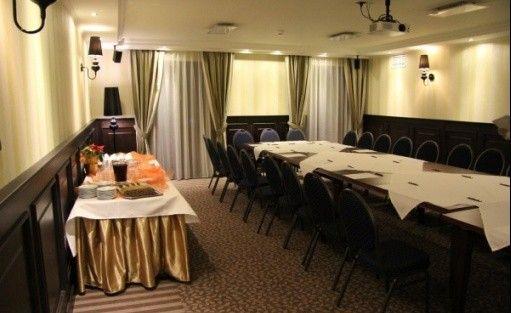 zdjęcie sali konferencyjnej, Hotel Kryształ **** Conference & Spa, Szklarska Poręba