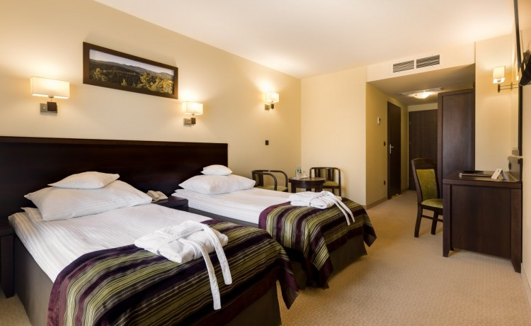 Hotel **** Hotel Kryształ **** Conference & Spa / 1