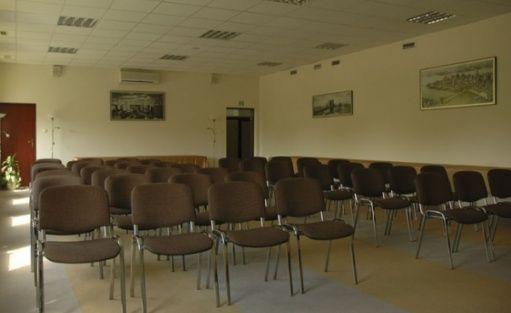 zdjęcie sali konferencyjnej, VILLA BARBARA Centrum Zdrowia i Rehabilitacji, Jaworze