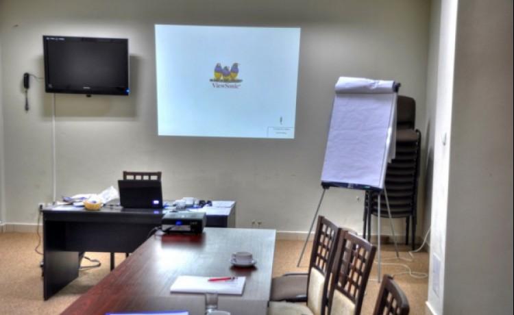 zdjęcie sali konferencyjnej, Hotel Anek, Mrągowo