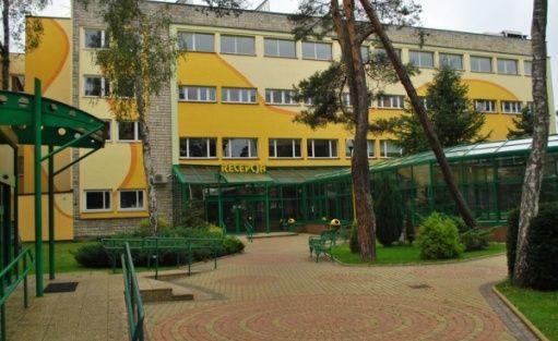"""zdjęcie obiektu, Ośrodek Rehabilitacyjno-Wypoczynkowy """"Syrena"""", Mielno"""