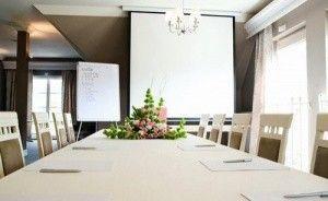 zdjęcie sali konferencyjnej, Dwór Złotopolska Dolina Pension & Restaurant, Zakroczym