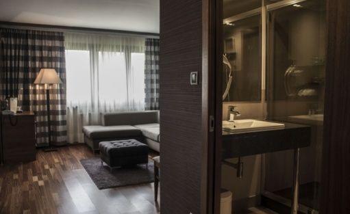 Hotel *** Omega Hotel / 8