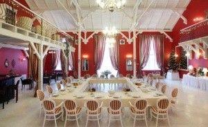zdjęcie sali konferencyjnej, Dwór Korona Karkonoszy, Sosnówka k. Karpacza