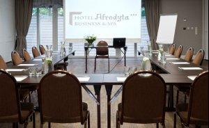 Hotel Afrodyta **** Business & SPA Centrum szkoleniowo-konferencyjne / 5