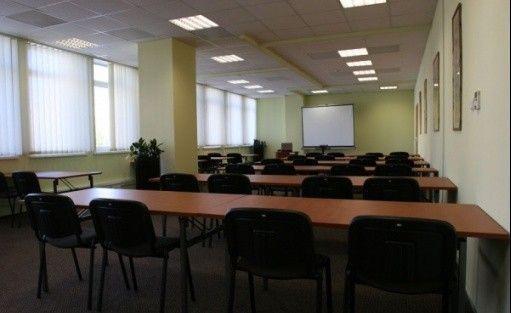 zdjęcie sali konferencyjnej, Centrum szkoleniowo-konferencyjne Jupiter, Warszawa