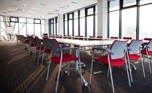 zdjęcie sali konferencyjnej, Poznański Park Technologiczno - Przemysłowy, Poznań
