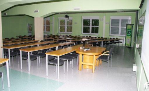 zdjęcie sali konferencyjnej, Stowarzyszenie Księgowych w Polsce Oddział Wielkopolski w Poznaniu, Poznań
