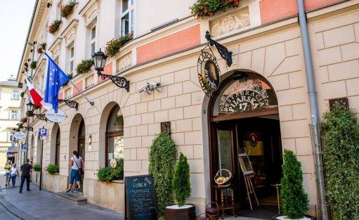 Hotel **** Hotel Polski Pod Białym Orłem / 12