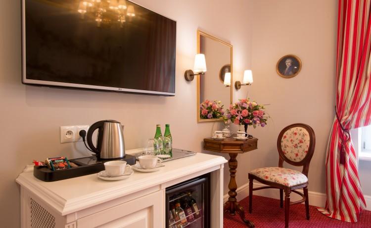 Hotel **** Hotel Polski Pod Białym Orłem / 0