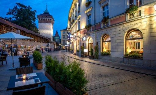 Hotel **** Hotel Polski Pod Białym Orłem / 8