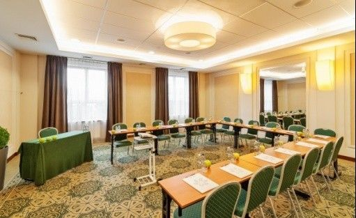 zdjęcie sali konferencyjnej, Hotel Szafran ****, Katowice