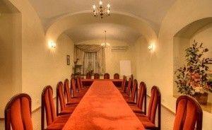 zdjęcie sali konferencyjnej, Hotel Wit Stwosz, Kraków