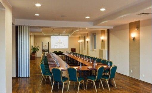 zdjęcie sali konferencyjnej, Amber Hotel Gdańsk, Gdańsk