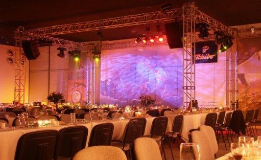 zdjęcie sali konferencyjnej, Centrum Olimpijskie im. Jana Pawła II, Warszawa