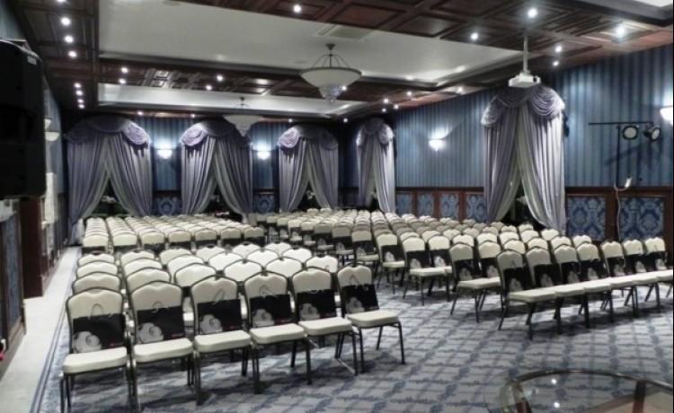 zdjęcie sali konferencyjnej, WILLA ZAGÓRZE, Warszawa