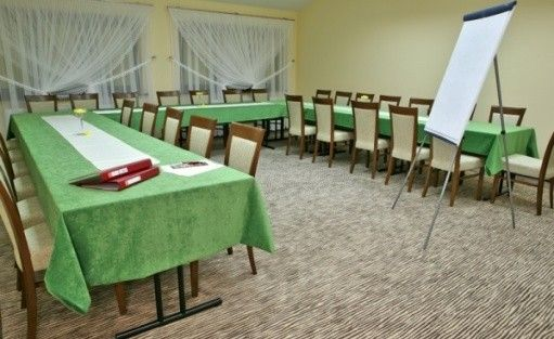 zdjęcie sali konferencyjnej, Hotel BEATA, Muszyna