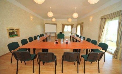 zdjęcie sali konferencyjnej, Rezydencja ZENIT, Ustronie Morskie