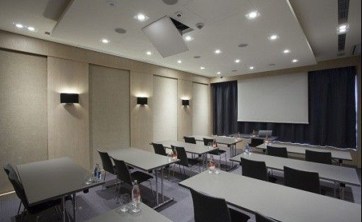 zdjęcie sali konferencyjnej, Ilonn Hotel, Poznań